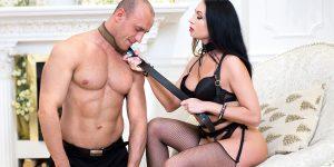 Telefonsex Herrin sucht Sklaven